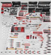 Facom CM.160A Mechanics Tool Set (512 Pieces)